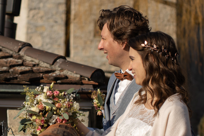 Hochzeitsshooting (mittleres Paket)