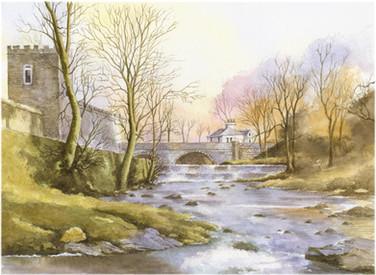 Tavistock Weir