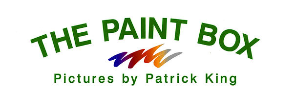 The Paint Box logo