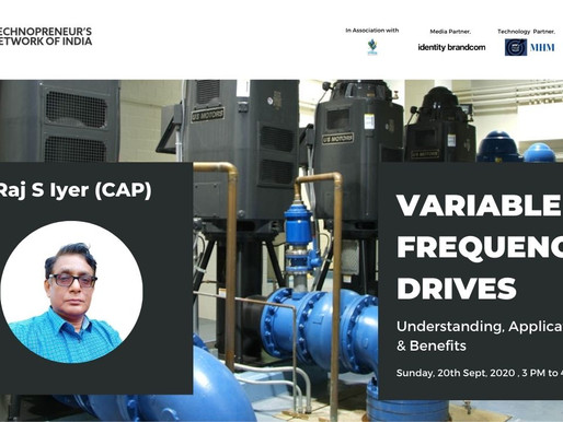 Variable Frequency Drives -  Understanding, Applications & Benefits (Webinar)