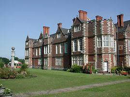Burton Agnes Hall, near Beverley.  East Yorkshire