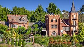 Running Creek Castle in Kancoona Victoria