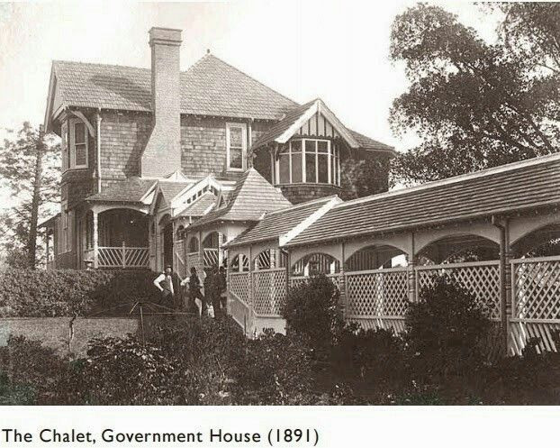 The Chalet, built in 1890–1891