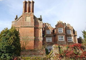 Elizabethan Manor House at Hollingbourne