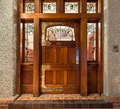 Glyn Entrance, Toorak VIC