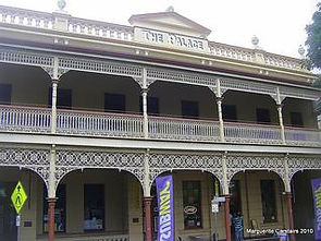 Childers Palace Hotel for Backpackers