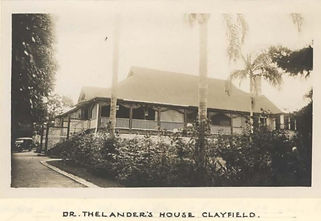 Dr Thelander's House Clayfield by Dods