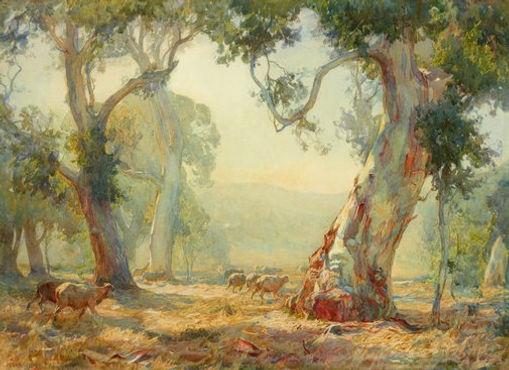 Summer Hans Heysen 1909.jpg