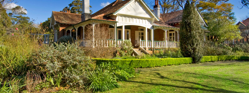 Federation House, Wahroonga