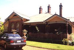 Federation Bungalow, Appian Way Burwood