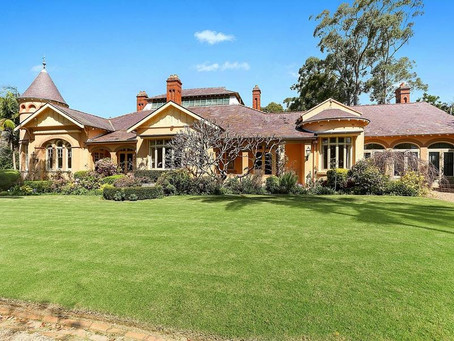 Prized estate, Berith Park,Wahroonga