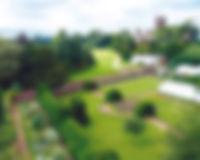 Highclere - The Monks' Garden