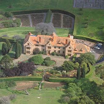 Aerial view, Carrick Hill SA