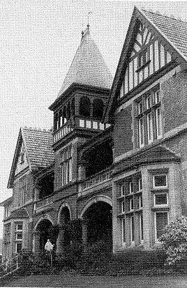 Woodlands of 1888 (Woodlands Street, Essendon)