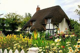 Thatched Tudor Cottage