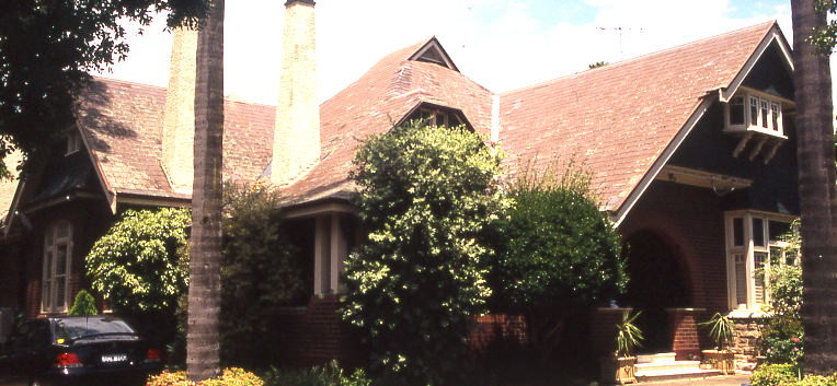 'Mounterry' 318 Burwood Road