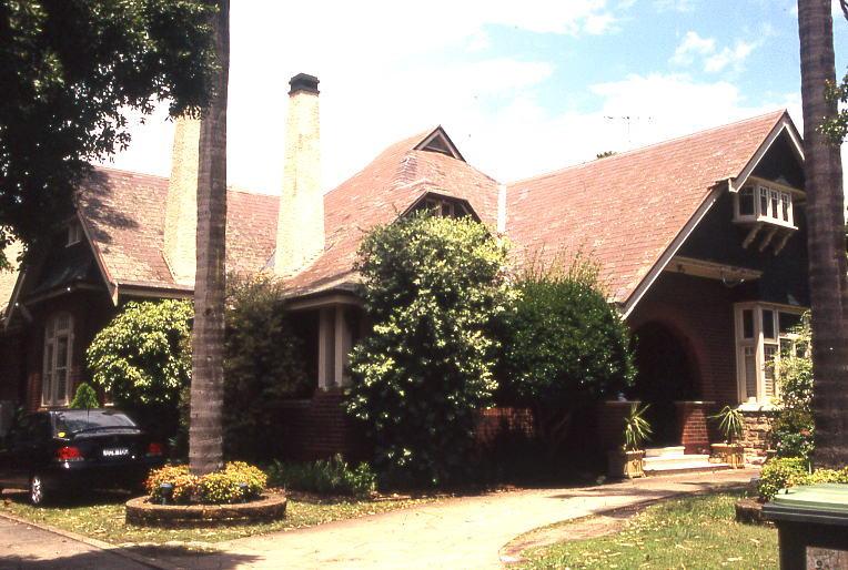 'Mounterry' 318 Burwood Road