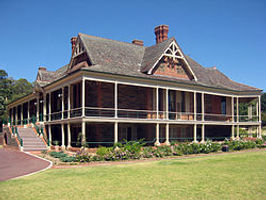 Historic Urrbrae House, Urrbrae,  Waite Historic Precinct