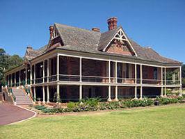 Historic Urrbrae House, Urrbrae,  Waite Historic Precinct