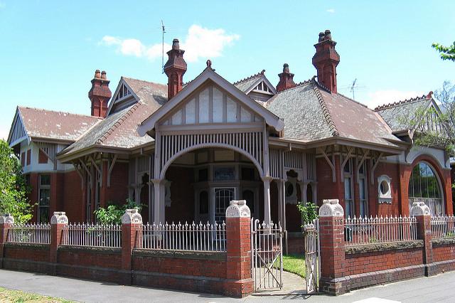 Middle Park Architecture