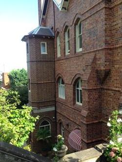 Trevenna at New England University 2