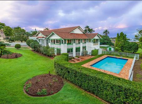 Federation Home sets Brisbane price record