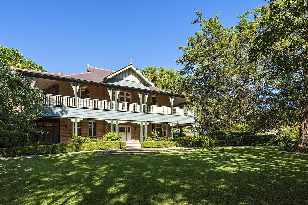 Hamilton Park, 104 Livingstone Avenue, Pymble NSW 2073