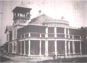 C.R. Morris residence, Victoria Avenue,