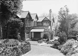 Fairwater, the residence of Mr. Fairfax,
