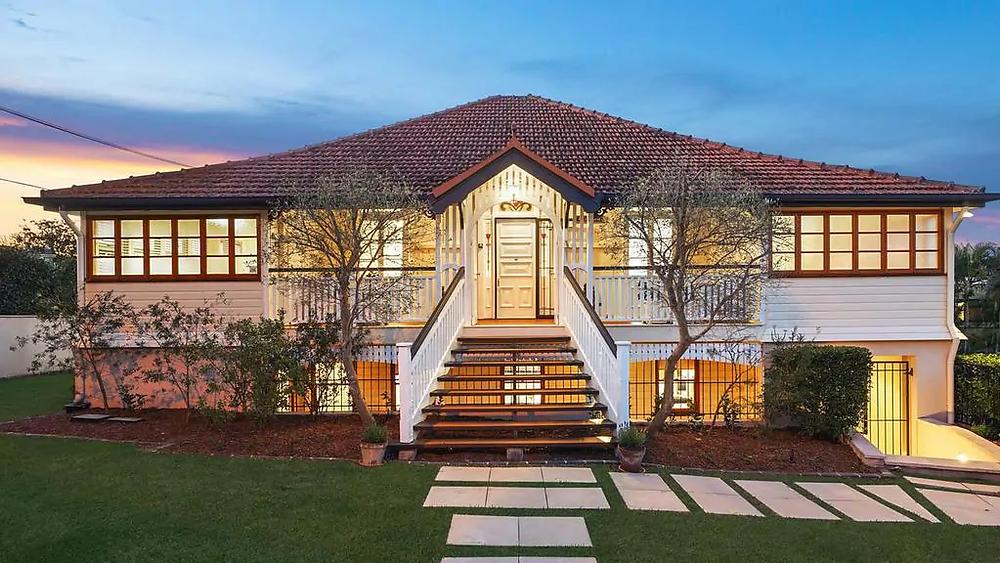 Top Queenslander, Foley House Toowong Qld