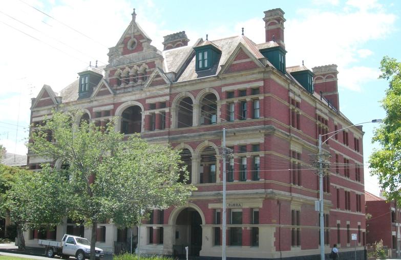 QUEEN BESS ROW Melbourne