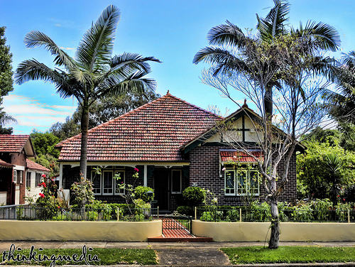 Haberfield Federation Bungalow