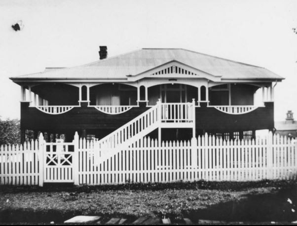 Sandgate Queenslander