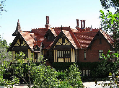 Tay Creggan House and Garden, 30 Yarra St, Hawthorn, VIC