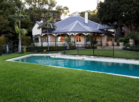 """""""Cossington"""", Neutral Bay, to be sold"""