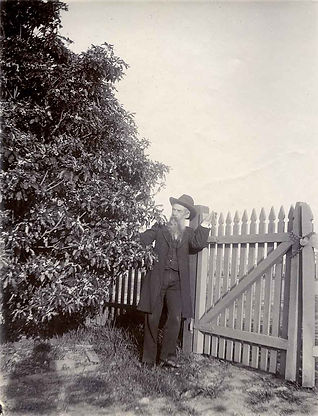 Norman Selfe prob at his home.jpg