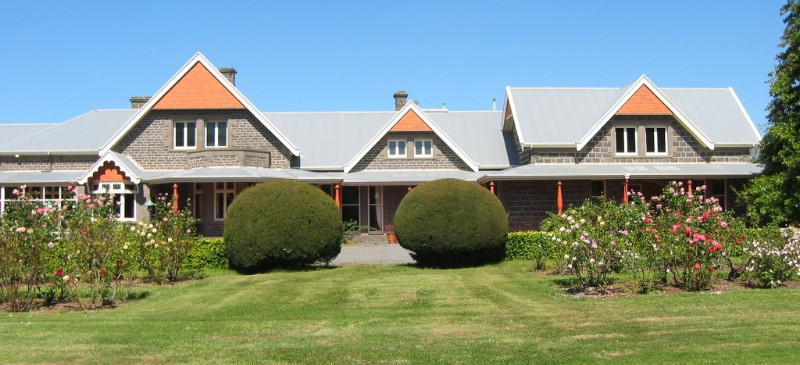 Purrumbete homestead Camperdown