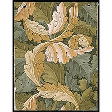 'Acanthus', wallpaper by William Morris