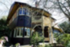 Desbrowe-Annear residence, Eaglemont, Heidelberg VIC