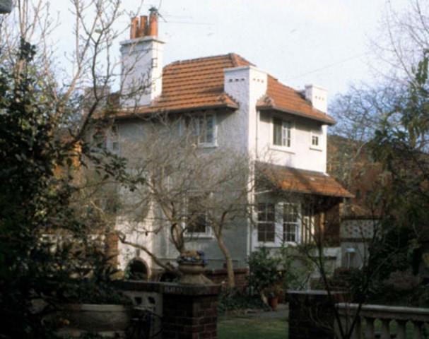 Studley Flats Cottage detail