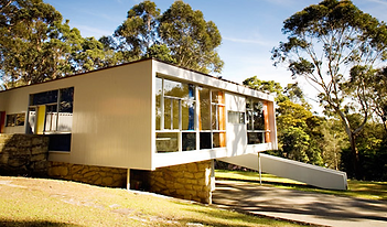 Rose Seidler House designed by Harry Seidler, Wahroonga, NSW
