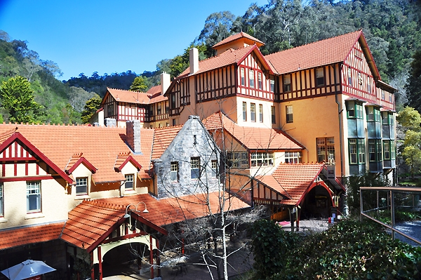 Caves House Jenolan NSW