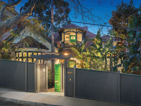 South Yarra Federation home expected to double in price.