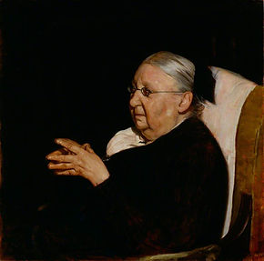 Gertrude Jekyll by William Nicholson