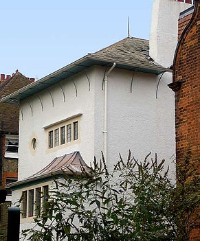 Voysey 14 South Parade Bedford Park