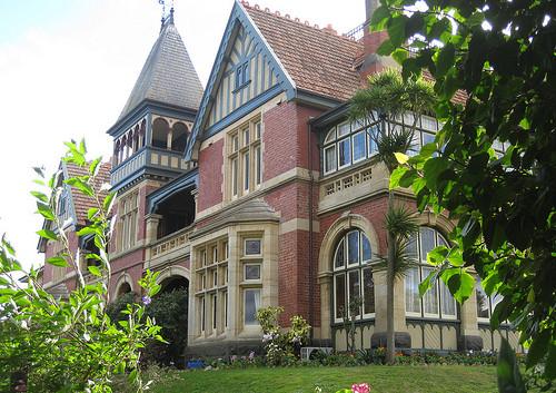 North Park Mansion - Essendon Vic, 1889