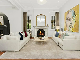 Leesthorpe,  20 Bradleys Head Road, Mosman NSW