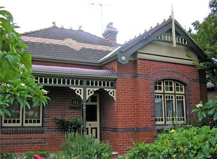 Haberfield Federation House