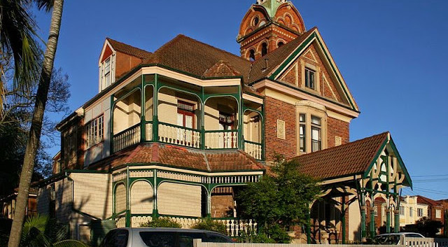 Amesbury, Ashfield NSW
