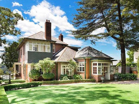 US ambassador Joe Hockey lists 'Te Roma', Hunters Hill for $8 million